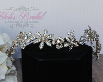 THE LAST ONE on sale for 75, it was 99. Fast Shipping!!! Forehead Swarovski Band, Swarovski Forehead Tira