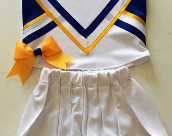 Custom made Girls Cheer Uniforms