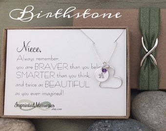 Special Wedding Gift For Niece : Niece GiftSweet 16 Gift 18th Birthday GiftSterling Silver ...