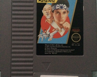 The Karate Kid | | ORIGINAL Nintendo NES | Vintage Game ||