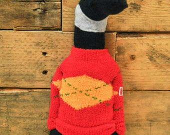 Canada Goose Sock Animal