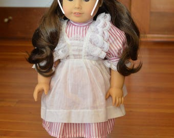 """Ribbon crown for 18"""" play dolls such as American Girl® Doll Samantha"""