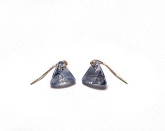 pale blue FALLON EARRING * best selling simple drop earring