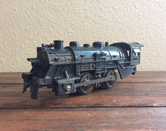 """Vintage Marx 400 Engine/ 1950's-60's Marx Trains/ Measures: 9"""" Long"""
