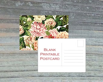 Blank postcards | Etsy