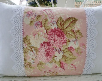 Cushion cover shabby-style