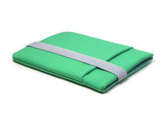Kindle Paperwhite Sleeve - Jade, Green, Mint, Fabric