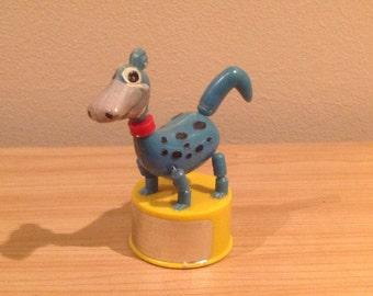 The Flintstones Dino Push Up Toy