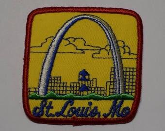 Vintage St. Louis Missouri parche