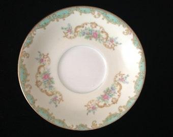 Noritake China --- Made in Japan --- saucer