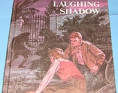 Three Investigators #12 Mystery of Laughing Shadow HB