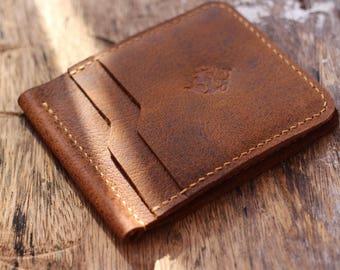 Minimalist Money Clips Wallet, Money Clip Card Sleeve, Card Wallet Money Clip
