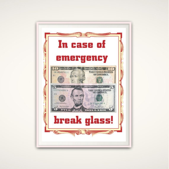 Declarative image with regard to in case of emergency break glass printable
