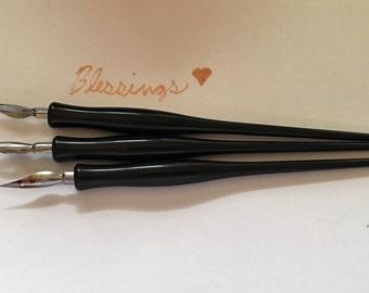 Fountain Pens, Fine Point Fountain Pens