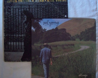 2 Neil Young albums: After the goldrush AND Old Ways
