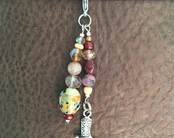 Cowboy Boot Planner Charm