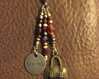 Travel Planner Charm