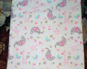 girls baby bunting bag