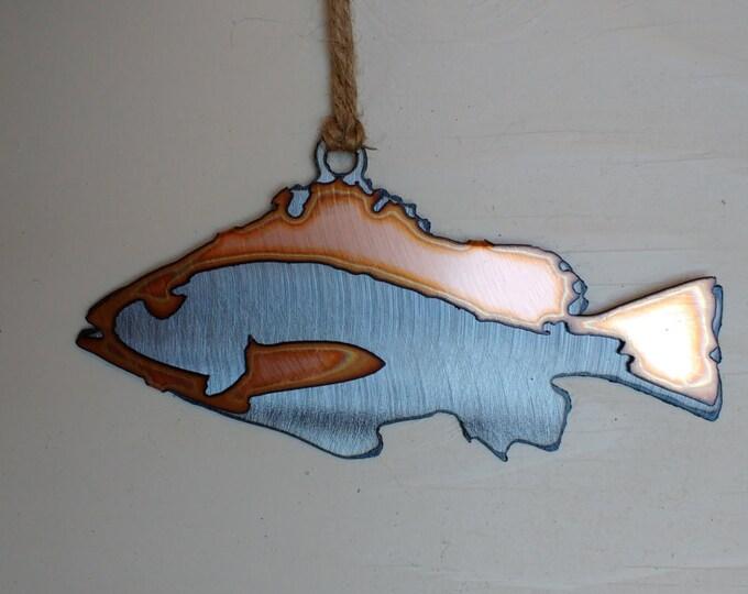 Rockfish Ornament