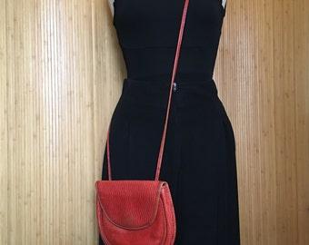 Fendi Cross Body Leather Bag