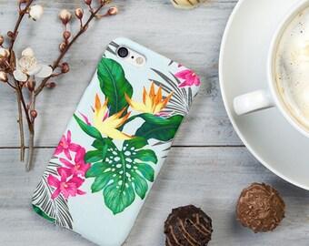 iPhone 6s 6 Case Cover Floral Design iPhone X Case iPhone 6 Plus 6s Plus iPhone 7 7 Plus Case iPhone 8 Samsung Galaxy S8 S8 Plus Case S6 S7