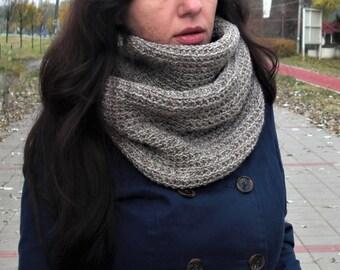 infinity scarf hand knit scarf knit scarf winter scarf knit infinity scarf