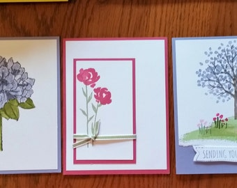 Asorted set of ten Birthday cards - you pick which cards you'd like