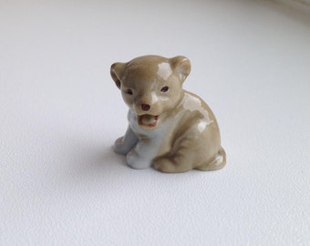 Wade Whimsie Lion Cub from SET 8 1957-1961