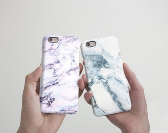 Gift For Friend Marble Phone Case iPhone 7 Plus Case Couples iPhone 6S Plus Case iPhone 7 5C Case to Samsung Galaxy S8 S7 Edge Case cRR_023