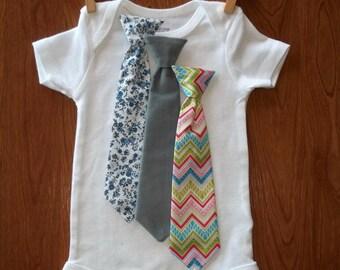 Set of 3 Extra Ties