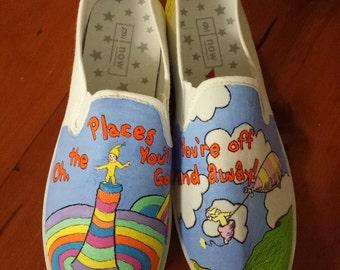 Dr. Seuss Shoes