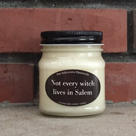 Candles Scented Candles Soy Candle Fall By Subversivehousewife
