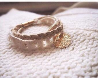 Stella's bracelet.