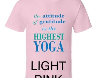The Highest Yoga tshirt,yoga clothing,mindfulness,meditation,om,chakras,asanas,yoga gear,yoga apparel,keep calm tshirts,mantras,kids tshirts