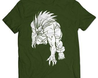 Street Fighter Blanka T-shirt