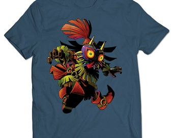 The Legend of Zelda: Majora's Mask Skull Kid T-shirt