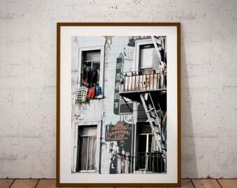 "San Francisco Photography, California, ""Shanghai Low"", Fine Art Photography, 20 cm x 30 cm, 8"" x 12"""