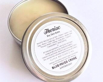 Theriac Dry Skin Balm - (Natural Balm, Skin Balms, Moisturizing Balm)