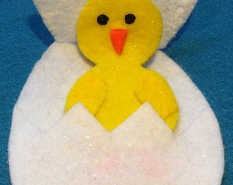 Felt stories I'm a  chick//flannel stories//felt board stories chick//felt story toddler gift//educational toy// felt egg and chick