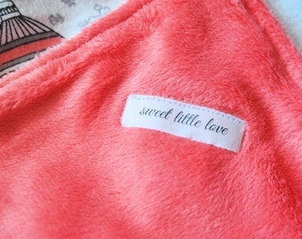 Soft Baby Blanket- Micro-Soft Fleece Blanket