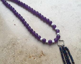 Purple Passion Necklace
