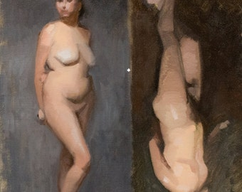 Two Figure Studies