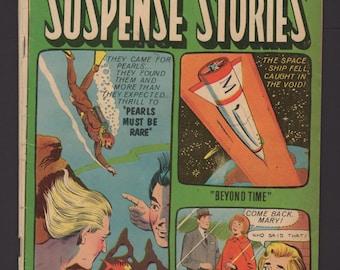 Strange Suspense Stories, 1963, vol 1, #65, 1.8 (GD-)