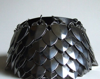 Scalemaille Gorget