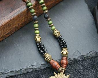 Aum/Om necklace
