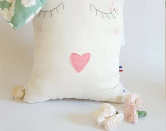 Musical cushion - music box - Don music - Lullaby - musical doll