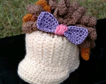 Twirly Girl Hats