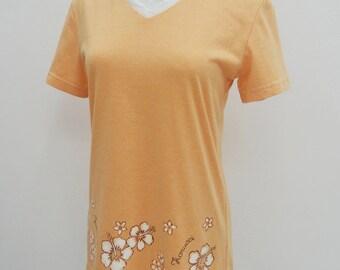 FIORUCCI  Shirt Vintage FIORUCCI Italy Tee T Shirt  Size Women's M