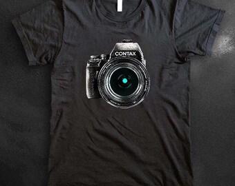 Contax 645 Camera Shirt