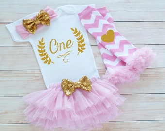 Baby Girl Clothes, Birthday Announcement, First Birthday Outfit Girl, 1st Birthday Shirt, 1st Birthday Girl, Birthday Girl Shirt, Baby Gift